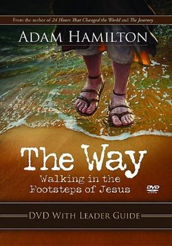 Way DVD Walking in the Footsteps of Jesus