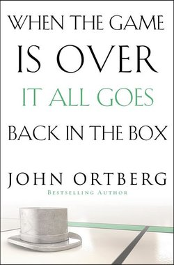 When the Game Is Over, It All Goes Back in the Box paperback