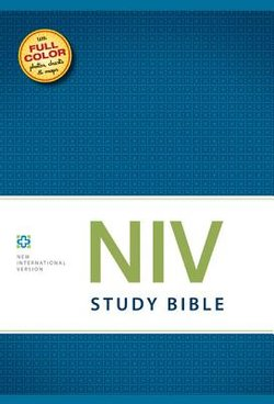 NIV Revised Study Bible Hardback