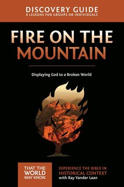 Fire on the Mountain Discovery Guide: Displaying God to a Broken World (Faith Lessons Vol 9)