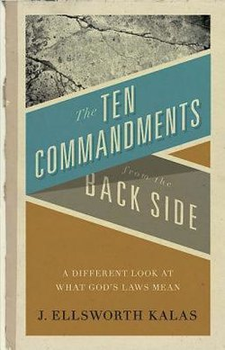 Ten Commandments from the Back