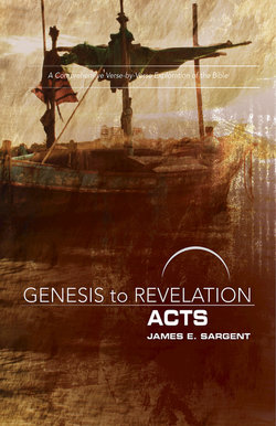 Genesis to Revelation Revised Acts Participant Guide