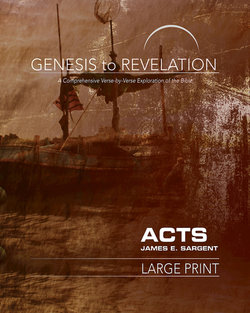 Genesis to Revelation Revised Acts Large Print Participant Guide