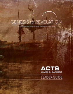 Genesis to Revelation Revised Acts Leader Guide