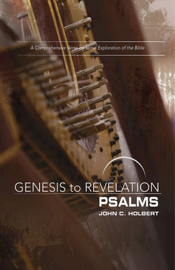 Genesis to Revelation Revised Psalms Participant Guide