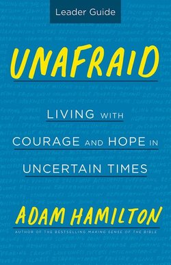 Unafraid: Leader Guide Living with Courage and Hope