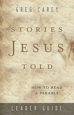 Stories Jesus Told Leader Guide: How To Read a Parable (Stories Jesus Told)