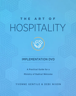 Art of Hospitality Implementation DVD: A Practical Guide for a Ministry of Radical Hospitality