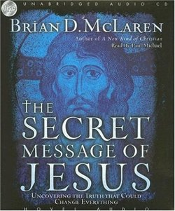 Secret Message of Jesus audio CD