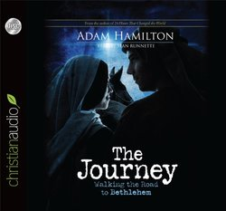 Journey Walking the Road to Bethlehem Audio Book