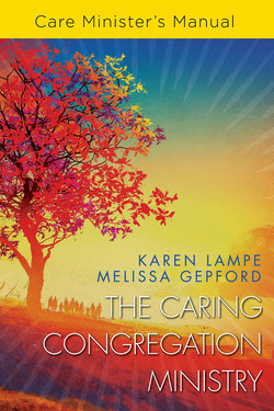 Caring Congregation Ministry Care Ministrers Manual