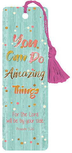 Bookmark You Can Do Amazing Things