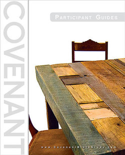 Covenant Bible Study Participant Guides set of 3