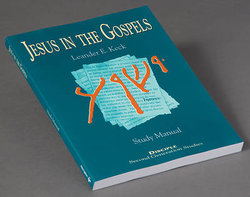 Jesus in the Gospels Study Set (Manual & Comparisons)
