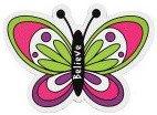 Magnet Butterfly Believe