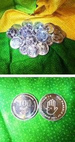 Sower Coins pkg of 25