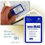 Magnifier Mini Wallet