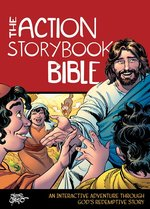 Action Storybook Bible: An Interactive Adventure Through God's Redemptive Story