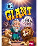 Giant Book of Bible Fingerplays for Preschoolers