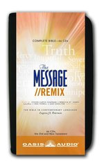 Message Bible Remix Audio CD