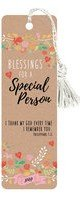 Bookmark Blessings for a Special Person