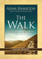 Walk Prayer Journal Five Essential Practices of the Christian Life (pkg of 10)